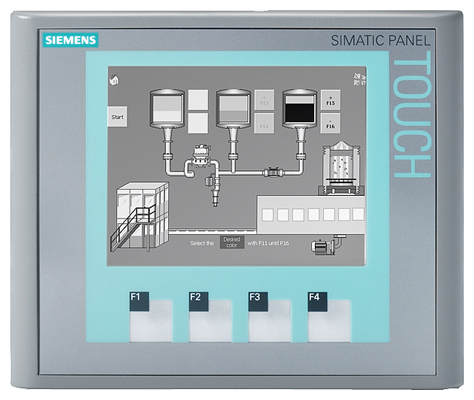 SIMATIC HMI KTP400 BASIC