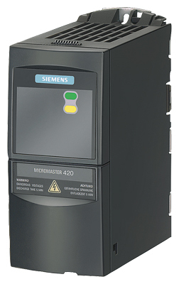 MICROMASTER 420 1AC240V  0,37 KW