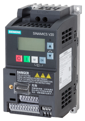 SINAMICS V20 0,12KW 230V Filtro Integrado C1