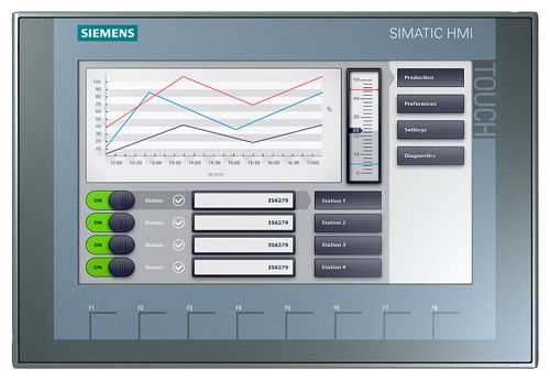 SIMATIC HMI, KTP900 Basic